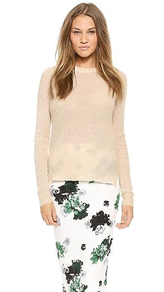 A.L.C. Cashmere Rain Sweater