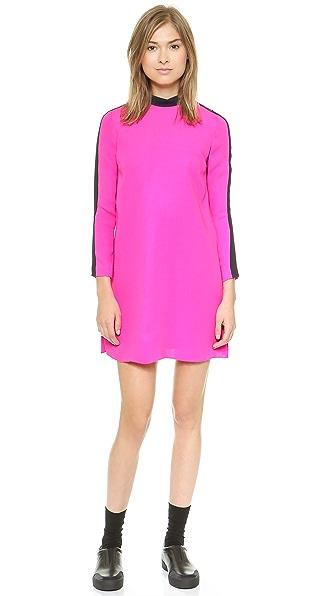 Shop A.L.C. online and buy A.L.C. Isley Dress - Fucshia dress online