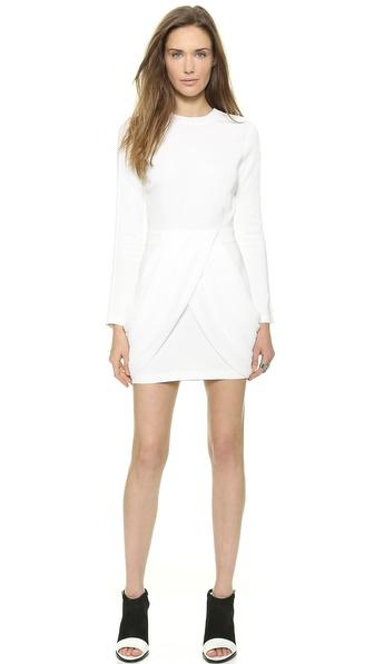 Kupi A.L.C. haljinu online i raspordaja za kupiti A.L.C. Tolan Dress White/White online