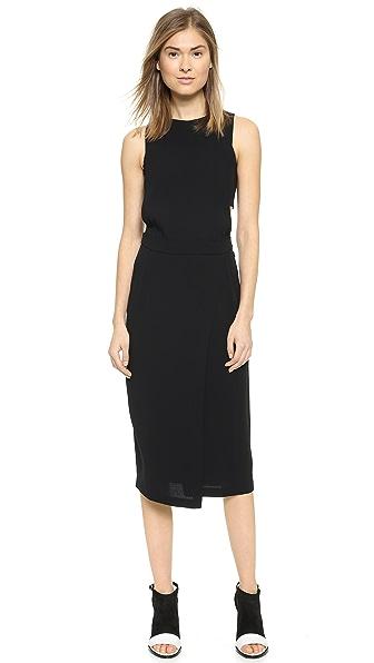 A.L.C. Monty Dress - Black