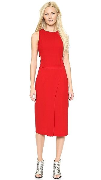 A.L.C. Monty Dress - Red