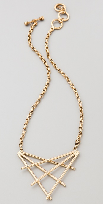 Charles Albert Chopstick Necklace