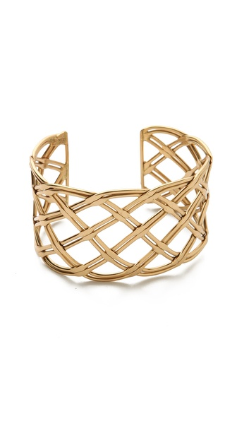 Charles Albert Woven Cuff
