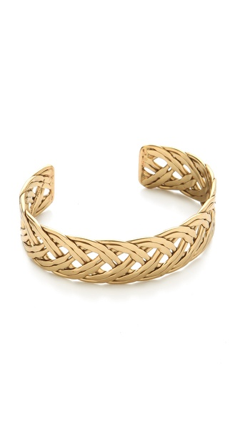 Charles Albert Mini Woven Cuff