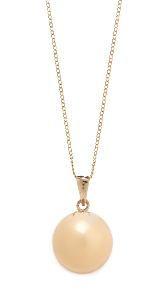 Charles Albert Musical Bubble Pendant Necklace