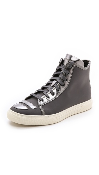Alejandro Ingelmo Bedford High Top Sneakers