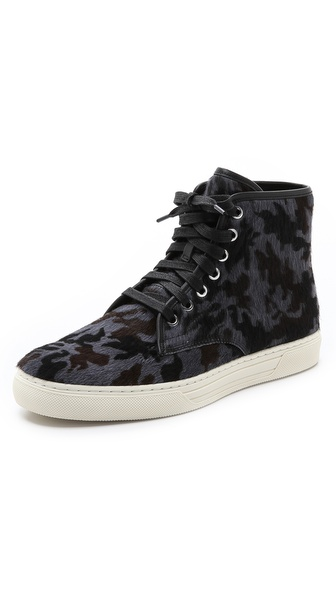 Alejandro Ingelmo Josh Haircalf High Top Sneakers