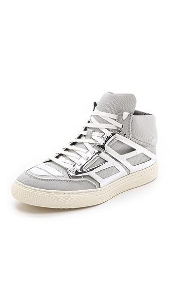 Alejandro Ingelmo Tron Mid Top Sneakers
