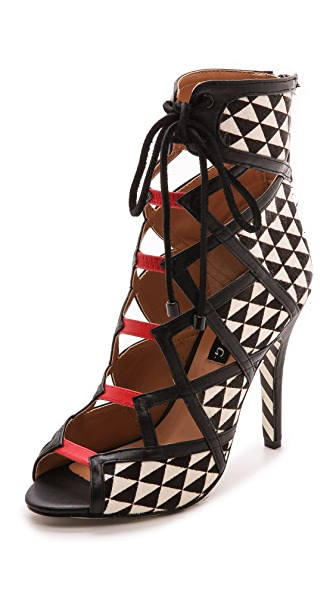 G G Wanda Sandals (Multicolor)