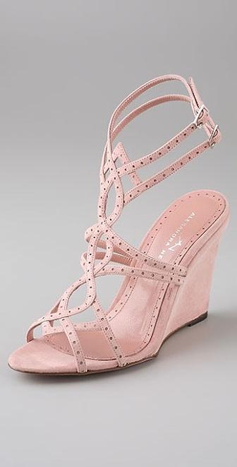 Alexandra Neel Anouket Strappy Wedge Sandals