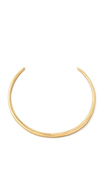 Alexis Bittar Liquid Gold Thin Collar