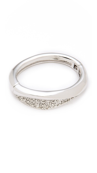 Alexis Bittar Bel Air Druzy Wave Bracelet