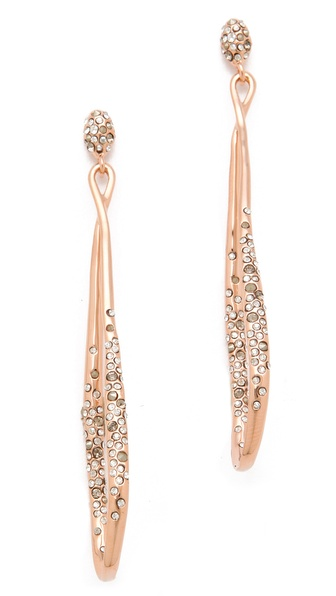 Alexis Bittar Orbiting Crystal Earrings