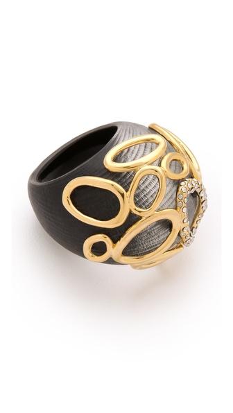Alexis Bittar Modular Dome Ring