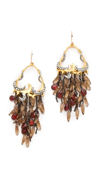 Alexis Bittar Siyabona Cluster Earrings