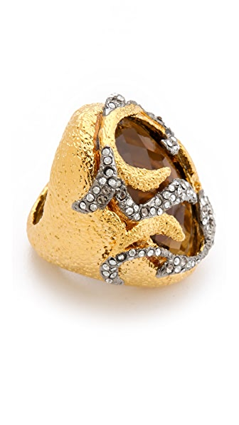 Alexis Bittar Siyabona Sunset Vine Ring