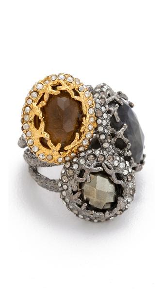 Alexis Bittar Siyabona Labradorite Ring