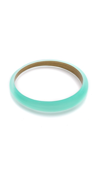 Alexis Bittar Skinny Tapered Bangle