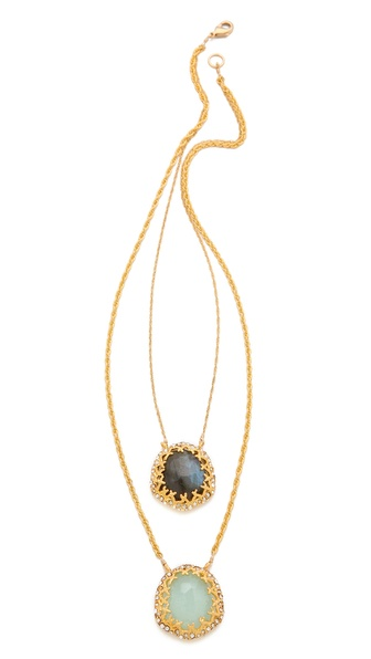 Alexis Bittar Siyabona Pendant Necklace