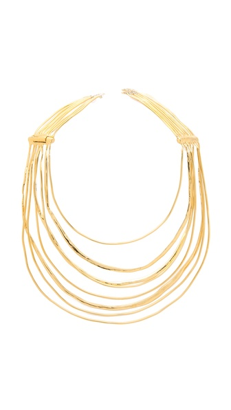 Alexis Bittar New Wave Lightning Collar