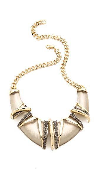 Alexis Bittar Durban Beak Necklace