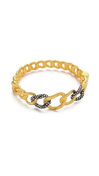 Alexis Bittar Chain Hinge Bracelet