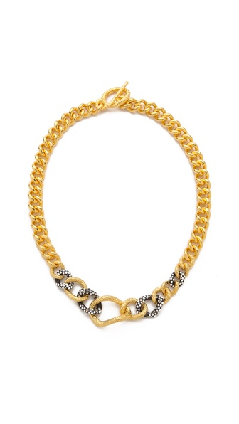 Alexis Bittar Chain Link Necklace