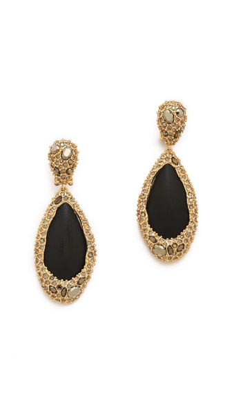 Alexis Bittar Neo Bohemian Clip Earrings