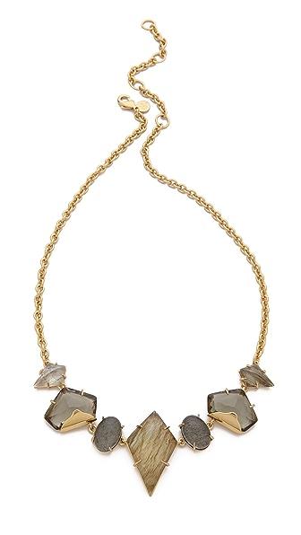 Alexis Bittar Single Strand Rigel Necklace