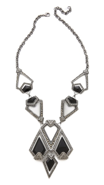 Alexis Bittar Santa Fe Arrow Necklace