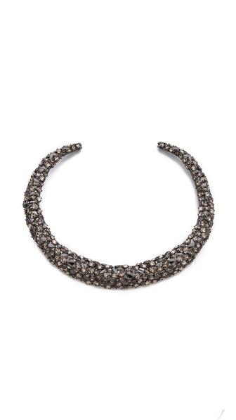 Alexis Bittar Hinged Nova Collar Necklace