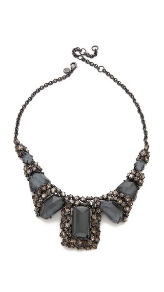 Alexis Bittar Nova Hematite Necklace