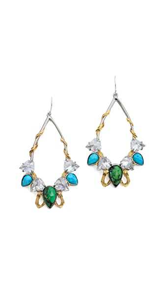 Alexis Bittar Olmeca Tear Earrings