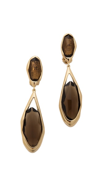 Alexis Bittar Dangling Suspended Earrings