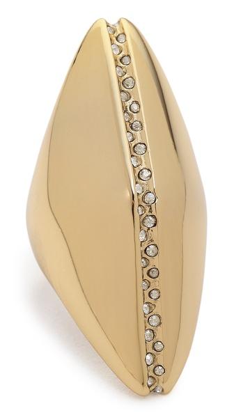 Alexis Bittar Sculptural Ring