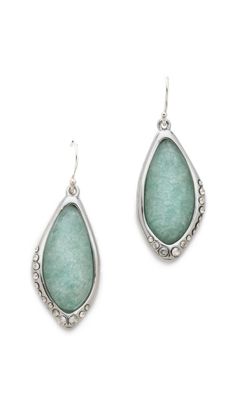 Alexis Bittar Inifinity Drop Earrings