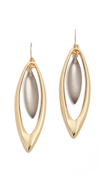 Alexis Bittar Marquis Orbital Drop Earrings
