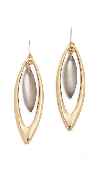 Alexis Bittar Marquis Orbital Drop Earrings