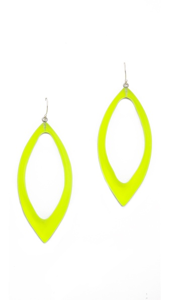Alexis Bittar Marquis Frame Dangle Earrings