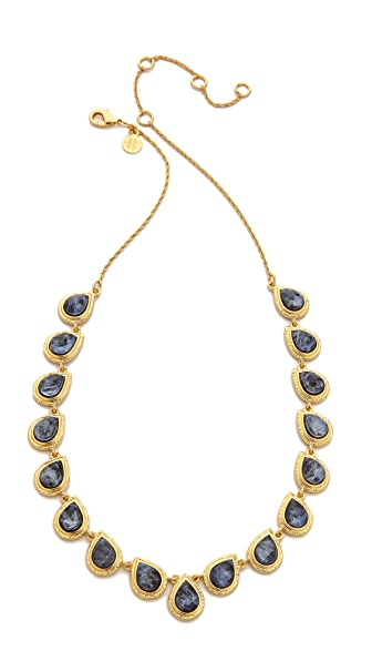 Alexis Bittar Pear Necklace
