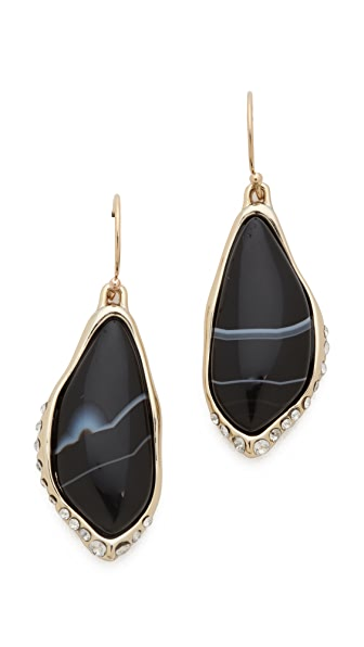 Alexis Bittar Infinity Drop Earrings