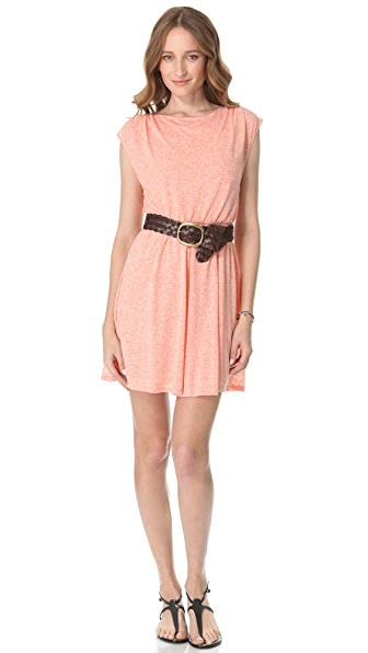 AIR by alice + olivia Elastic Waist Dress