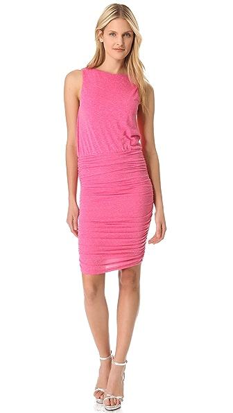 AIR by alice + olivia Draped Dress