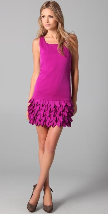 alice + olivia Randi Tank Dress
