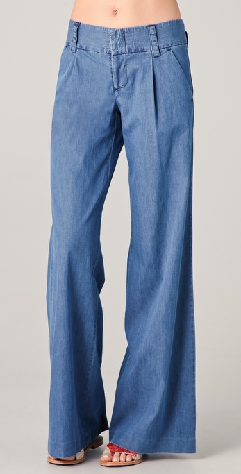 alice + olivia Denim Eric Pants