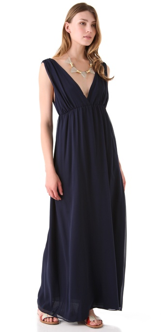 alice + olivia Maggie Maxi Dress