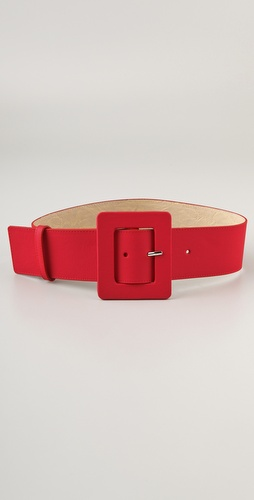 alice + olivia Wide Belt