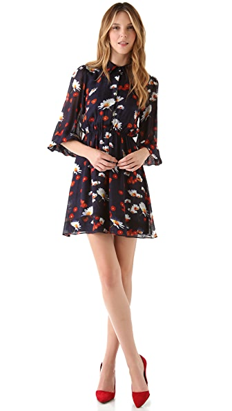 alice + olivia Rebekah Shirtdress