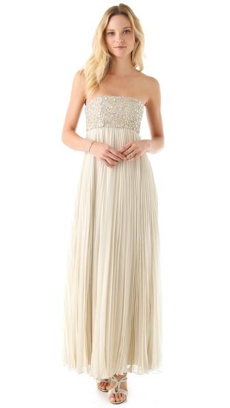 alice + olivia Sophia Maxi Dress