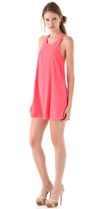 alice + olivia Trina Tunic Dress